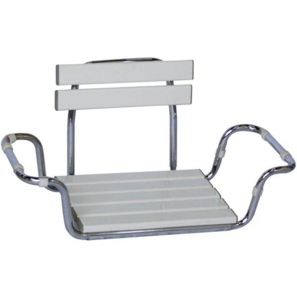 Καρέκλα Μπάνιου Μεταλλική