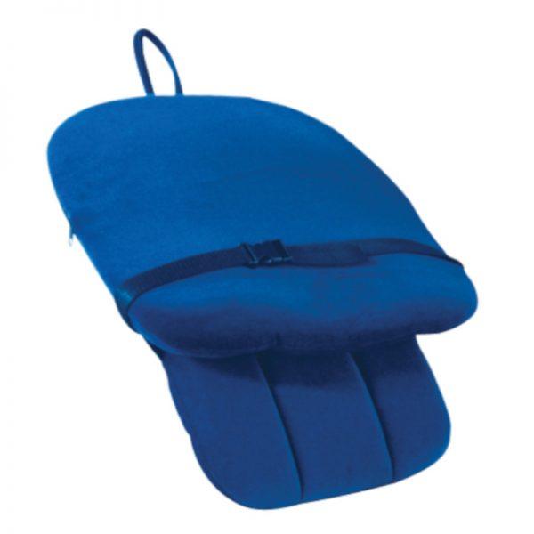 Μαξιλάρι Καθίσματος Ανατομικό με Πλάτη