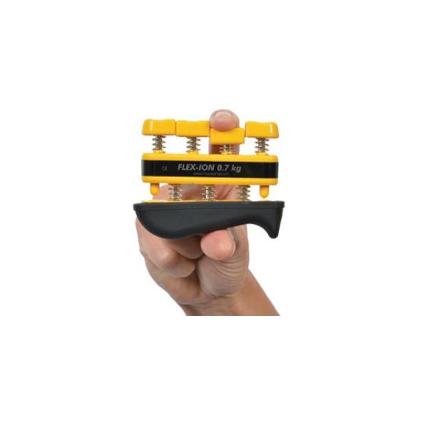 MVS Γυμναστής Δακτύλων MANUS FLEX-ION Κίτρινο
