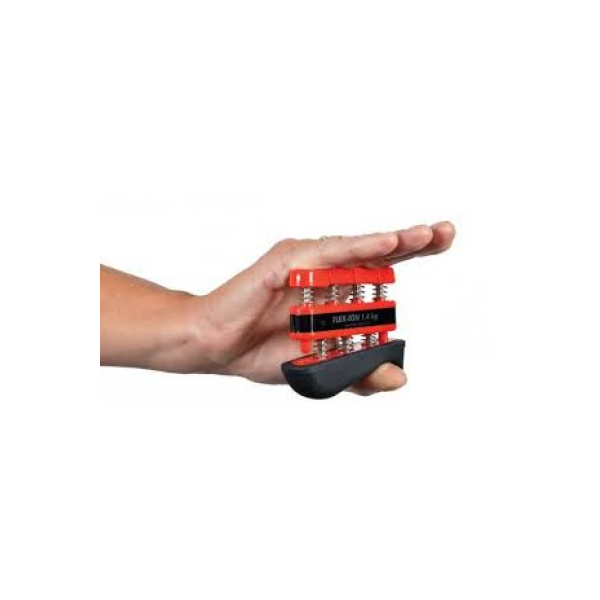 MVS Γυμναστής Δακτύλων MANUS FLEX-ION Κόκκινο