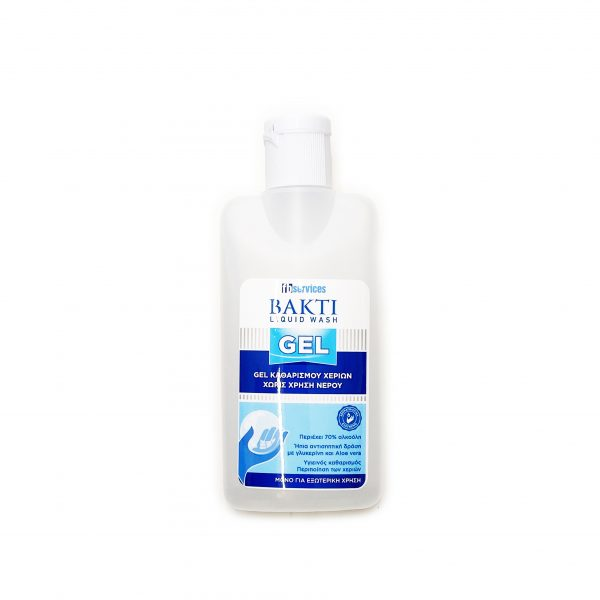 Baktiwash Liquid Gel 100ml