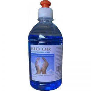 Bio Or Αλκοολούχο Αντισηπτικό Χεριών 500ml