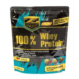 Z-Konzept 100% Whey Protein Σοκολάτα 500gr