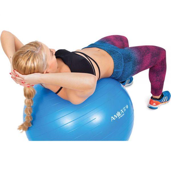 Ασκήσεις με Μπάλα Γυμναστικής