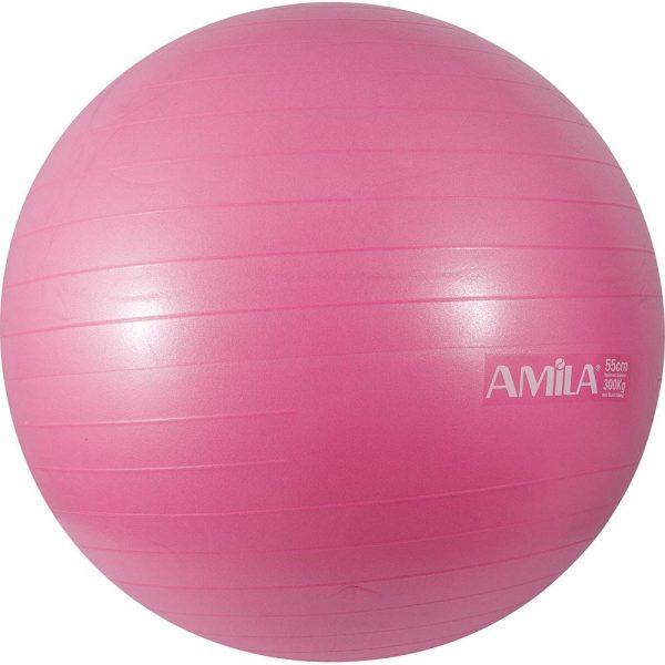Amila Μπάλα Γυμναστικής Ροζ