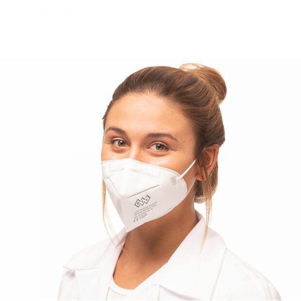 BTL C-Fit Αναπνευστήρας - Μάσκα Προστασίας FFP2