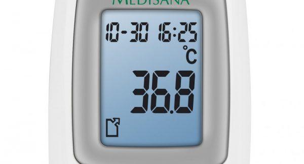Medisana Πολυλειτουργικό Θερμόμετρο Υπερύθρων TM-750