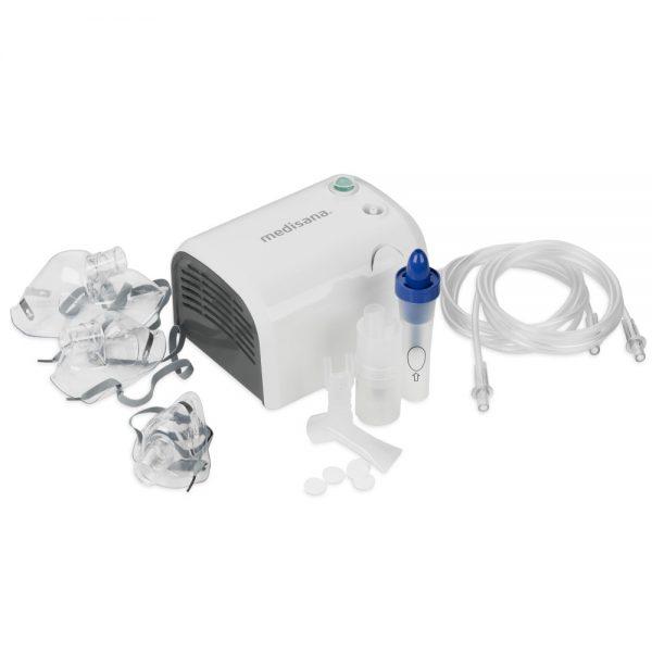 Medisana Συσκευή Εισπνοών - Νεφελοποιητής με 9 Εξαρτήματα IN-520